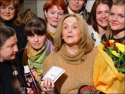 Маргарита Терехова