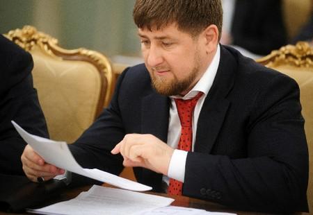 Рамзан Кадыров