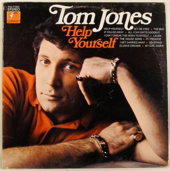 Том Джонс
